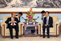 Việt Nam coi trọng phát triển quan hệ hữu nghị truyền thống, đối tác hợp tác chiến lược toàn diện với Trung Quốc