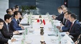 Thủ tướng Nhật Bản đề nghị lãnh đạo Trung Âu hỗ trợ giải quyết việc công dân bị Triều Tiên bắt cóc