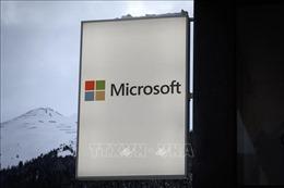 Microsoft gia nhập 'câu lạc bộ' tập đoàn 1.000 tỷ USD