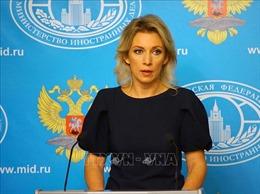 Nga chỉ trích Ukraine thông qua dự luật cấp quy chế đặc biệt cho tiếng Ukraine