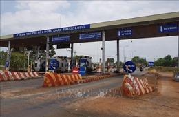 Thủ tướng chỉ đạo kiểm tra phản ánh trạm thu phí quá dày tại Bình Phước