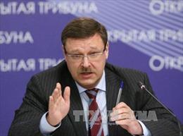 Moskva khẳng định các biện pháp trừng phạt không cản trở hợp tác Nga-Iran