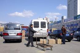 Kim ngạch thương mại Triều - Trung tăng mạnh trong tháng 3