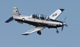 Rơi máy bay quân sự ở Mỹ