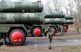Mỹ tiếp tục gây sức ép đối với Thổ Nhĩ Kỳ về vấn đề mua tên lửa S-400