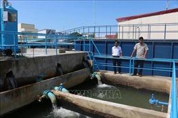 Thị xã Long Mỹ (Hậu Giang) đã có nước sạch trở lại
