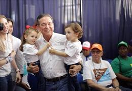 Ông Laurentino Cortizo đắc cử tổng thống Panama