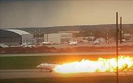 Điều tra 3 yếu tố có thể gây ra vụ cháy máy bay Nga làm 41 người thiệt mạng