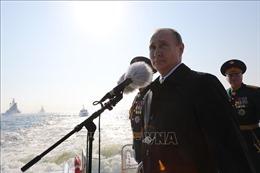 Nga bổ nhiệm Đô đốc Nikolai Evmenov làm Tư lệnh Lực lượng Hải quân