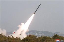 Triều Tiên khẳng định vụ thử tên lửa là diễn tập định kỳ, chỉ để phòng vệ