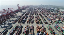 Mỹ sẽ tăng thuế hàng hóa Trung Quốc từ ngày 10/5