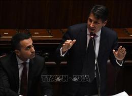 Thủ tướng Italy nỗ lực ngăn chặn khủng hoảng trong chính phủ