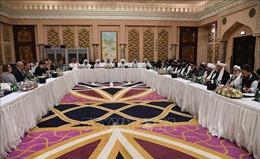 Mỹ và Taliban kết thúc vòng hòa đàm thứ 6 tại Qatar