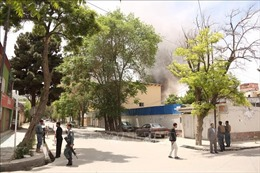 Quan chức tình báo Afghanistan bị ám sát