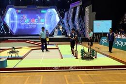 Đội LH-WAO (Đại học Lạc Hồng) vô địch cuộc thi sáng tạo robot Việt Nam năm 2019