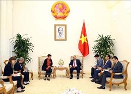 Thủ tướng Nguyễn Xuân Phúc tiếp Đại sứ Na Uy tại Việt Nam