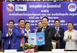 Doanh nghiệp Việt Nam và Lào tăng cường hợp tác