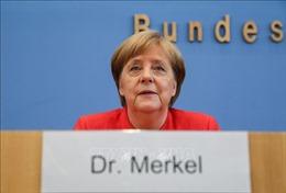 Thủ tướng Merkel khẳng định vai trò chiến lược của Thổ Nhĩ Kỳ trong quan hệ với Đức