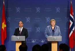 Việt Nam - Na Uy cam kết sớm ký kết Hiệp định thương mại tự do song phương
