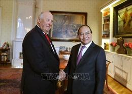 Thủ tướng Nguyễn Xuân Phúc hội kiến Nhà Vua Na Uy Harald Đệ Ngũ