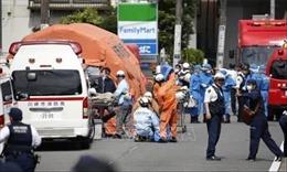 Tấn công bằng dao tại Nhật Bản, ít nhất 19 người thương vong