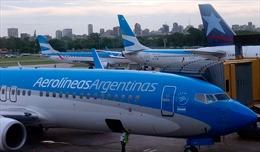 Hàng không Argentina hủy hàng trăm chuyến bay do tổng đình công