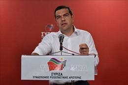 Bầu cử EP 2019: Thủ tướng Hy Lạp kêu gọi đảng Syriza tái tập hợp sau thất bại