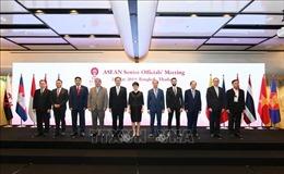 Hội nghị ASEAN thúc đẩy quan hệ đối tác vì sự phát triển bền vững