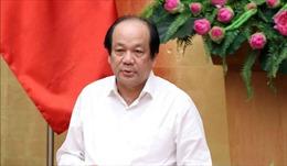 Bộ trưởng Mai Tiến Dũng đề nghị ủng hộ ký văn bản số trên thiết bị di động