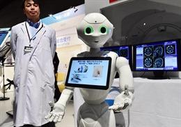 Nhật Bản lần đầu tiên sử dụng 'biệt đội' robot tuần tra an ninh tại sân bay