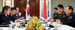 Hàn - Trung thiết lập thêm đường dây nóng quân sự
