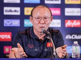 HLV Park Hang-seo thừa nhận Curacao 'là đối thủ không dễ dàng'