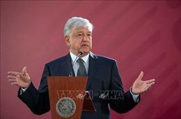 Tổng thống Mexico kêu gọi 'bảo vệ phẩm giá' quốc gia trước đe dọa áp thuế của Mỹ