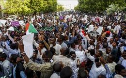 Nhóm biểu tình kêu gọi thực hiện 'bất tuân dân sự' trên toàn quốc ở Sudan