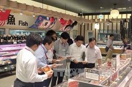 Hàng hóa Việt Nam tăng cường mở rộng vào thị trường Nhật Bản