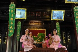 Liên hoan trình diễn các Di sản văn hóa phi vật thể đại diện của nhân loại tại Khánh Hoà