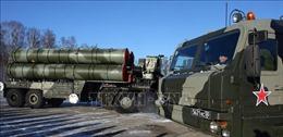 Thổ Nhĩ Kỳ chỉ trích nghị quyết của Quốc hội Mỹ liên quan thương vụ S-400