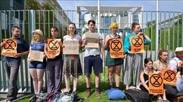 Biểu tình đòi ban bố tình trạng khẩn cấp khí hậu tại Đức