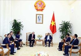 Thủ tướng Nguyễn Xuân Phúc tiếp Phó Chủ tịch Hạ viện Cộng hòa Séc
