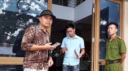 Điều tra vụ giả danh phóng viên tại Tuyên Quang