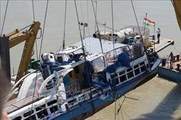 Vụ chìm tàu làm 24 người thiệt mạng: Thuyền trưởng tàu du lịch được tại ngoại