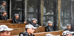 32 bị cáo lĩnh án tù chung thân vì âm mưu ám sát Tổng thống Ai Cập