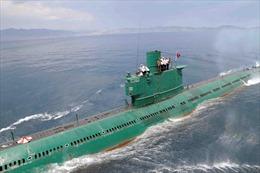 Triều Tiên đóng tàu ngầm thế hệ mới có thể mang theo tên lửa đạn đạo