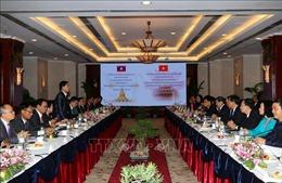 TP Hồ Chí Minh và Thủ đô Vientiane thúc đẩy hợp tác toàn diện, hiệu quả