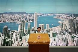 Chính quyền Hong Kong (Trung Quốc) đình chỉ sửa đổi dự luật dẫn độ