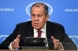 Ngoại trưởng Nga: Các dự án Nga-Hàn-Triều giúp giải quyết khủng hoảng Triều Tiên