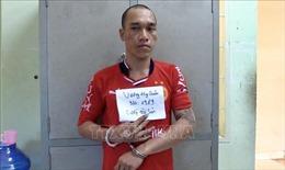 Con nghiện dùng dao uy hiếp, cướp tài sản của lái xe taxi