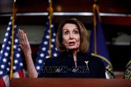 Chủ tịch Hạ viện Mỹ kêu gọi phản ứng 'thông minh và chiến lược' sau vụ máy bay không người lái bị bắn rơi
