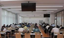 Trên 700 thí sinh người Nhật tham dự kỳ thi năng lực tiếng Việt ở Nhật Bản