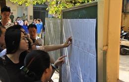 Hà Nội: Hạ điểm chuẩn vào lớp 10 công lập